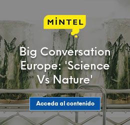 SCIENCE VS NATURE, TEMA CENTRAL DE BIG CONVERSATION EUROPE